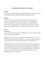 Infiltrationsforsøg lerjord vs. sandjord | naturgeografi