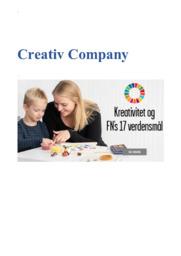 Creativ Company | Afsætning