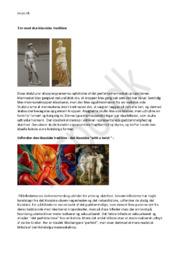 Klassiske Tradition | Billedkunst Opgave