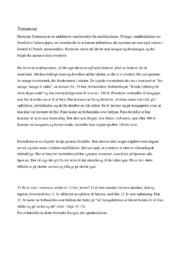 Tornerose | Analyse & fortolkning