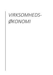 Virksomhedsøkonomi | Århus A/S  & Widex