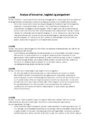 FormTech, Micro Matic & Mascot | Analyse af koncerner & nøgletal