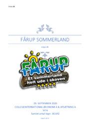 Fårup Sommerland | SO
