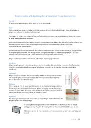 Bølgelængden af laserlyset fra laserpointer | Fysik
