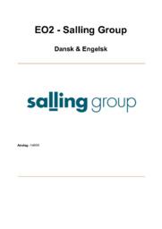EO2 – Salling Group | Dansk & engelsk