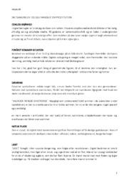 Digtsamling Noter   ODALISK-SKØNHED, DÆMRING og flere