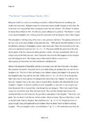The Return | Analyse |Sadaat Hasan Manto
