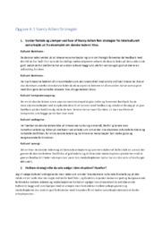 Nancy Adlers Strategier | Samtidshistorie