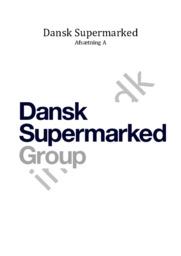 Dansk Supermarked   Afsætning A