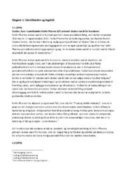 Opgave 1: Værdikæden og logistik | Erhvervsøkonomi