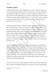 Lille Knude | Analyse | Gunnhild Øyehaug