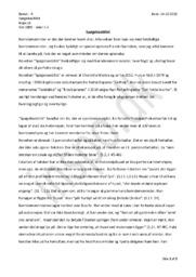 Spøgelsesbilist – Analyse   Charlotte Weitze