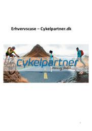 Erhvervscase – Cykelpartner.dk | Synopsis