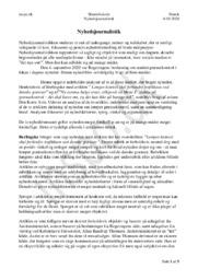Lempet Grænsekontrol – Nyhedsjournalistik | Analyse