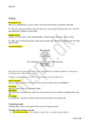 AP Noter | Gymnasiet
