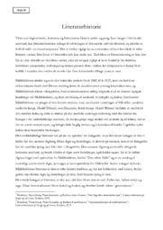 Litteraturhistorie   Dansk Aflevering