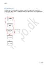 Overvågning | Projektbeskrivelse Eksamen htx