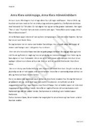 Skyggeporten | Referat | Lene Kaaberbøl
