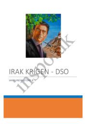 Irak krigen – DSO