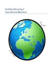 International økonomi   Priselasticitet, efterspørgsel på BLU-RAY og mere