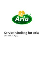 Servicehåndbog for Arla | Afsætning