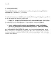Kautionsforpligtelser | Opgave