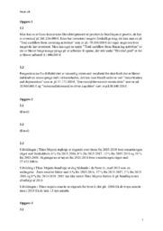Virksomhedsøkonomi FT 2 Opgave