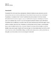 Freundschaft | Tysk noter