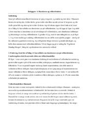 Delopgave A: Danskerne og velfærdsstaten