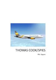 Thomas cook/spies   Ehvervsret