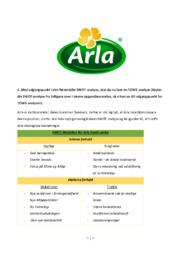 Arla | Afsætning