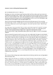 Johannes V. Jensen | Den gotiske Renaissance | Noter