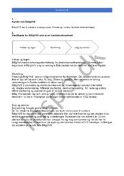 BilligVVS | Afsætning