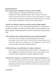 Spørgsmål til kapitel 15 | Historie