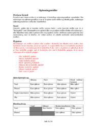 Opløsningsmidler | Bioteknologi