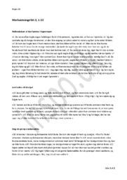Markusevangeliet & Lukasevangeliet | Religon noter