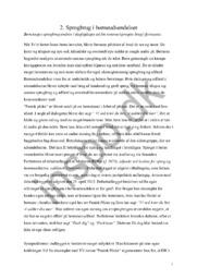 Sprogbrug i børneudsendelser | Kronik