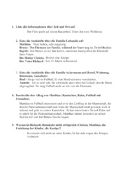 Das Wunder Bern (Teil 1) | Tysk aflevering