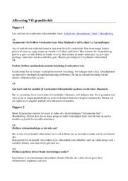 Aflevering VØ grundforløb | 10 i karakter