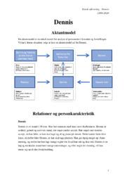 Dennis | Analyse | Dansk aflevering