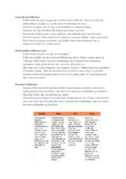 Folkeviser | Noter | Dansk