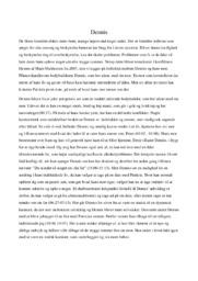 Dennis | Analyse | Aflevering