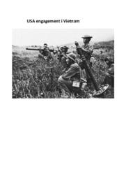 USA engagement i Vietnam | Historie opgave