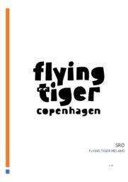 Flying tiger | Irland | SRO | 10 i karakter