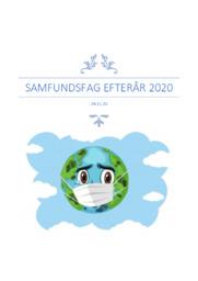samfundsfag efterår 2020 | 10 i karakter