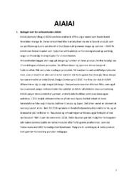 AIAIAI | Afsætning | 10 i karakter