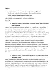 Lindberg Briller | Afsætning | 10 i karakter