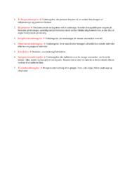 Forskellige Undersøgelser i Psykologi | Noter