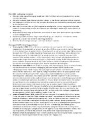Oversager til USA's tab af magtpositioner | Opgave