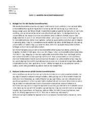 Kampen om kosmetikmarkedet | Case 17 | Afsætning opgave